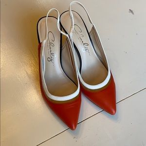 Charly Amar heels
